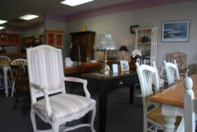 Wooden Furniture On Consignment